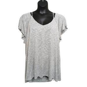2X Lily Morgan, Soft Knit Dress Top EUC